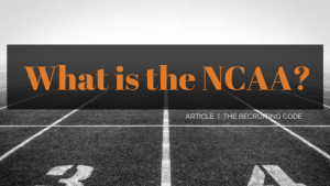 What is the NCAA_