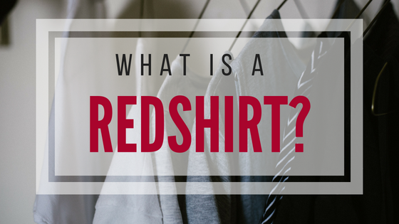 what is a redshirt