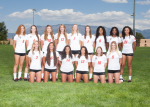 University of New Mexico Volleyball