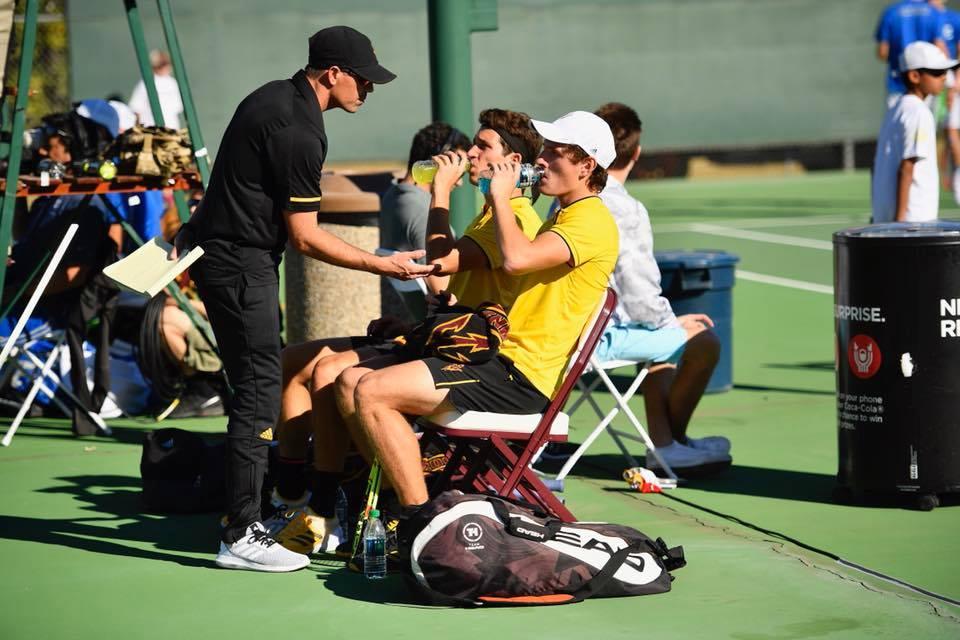 Arizona State Men's Tennis