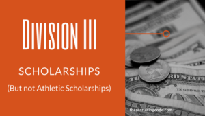 Division III Athletic Scholarships