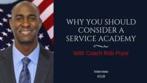 Why you should consider a service academy